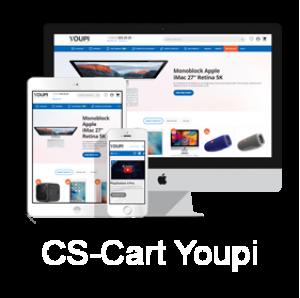 CS-Cart + YoupiTheme