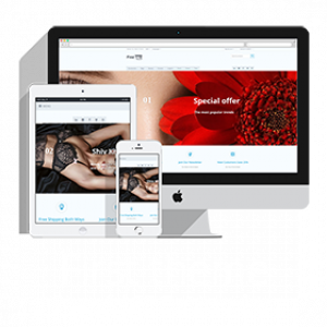 CS-Cart шаблон First