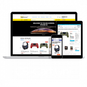 CS-Cart + UniTheme